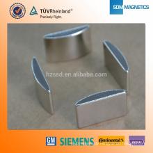 Hohe Gauß Seltenerd Permanentmagnete mit ISO: 9001 flexibles Magnetblech