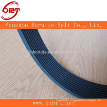 Highly quality rubber PK belt for Korea cars