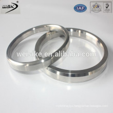 flat iron oval ring gasket