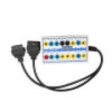 OBD II Protocol Detector Break out Box Diagnostic Scanner
