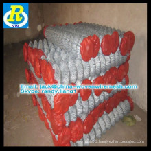 galvanized chain link fence for garden buildings