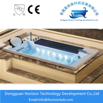 Acrylic Jacuzzi drop in Bathtubs