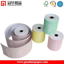 ISO 57mm 57mm Thermo POS Papierrollen für Kassenregistrierung Rolls