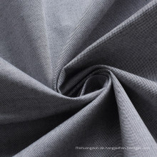 130GSM dünn 100 % Baumwollgewebe Oxford Hemd