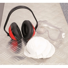 Safety Products Kit Ear Muffs Ear/Eye/Protector Breathing Mask OEM