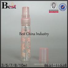 2 мл/3 мл стекло духи флакон, брендовые духи бутылки пробка с розовым цветком печати