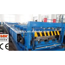Stahlboden-Deckungs-Rolle, die Maschinerie bildet