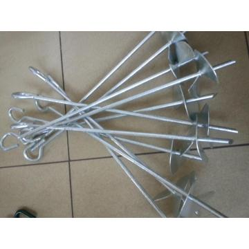 Carbon Steel Stake Ground Anker