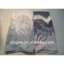 Polyester Women Printing scarf
