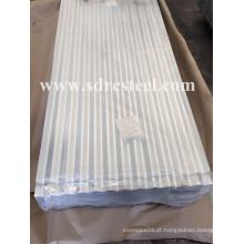 Folha de Telhado de Alumínio Ondulado Prepainted
