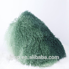 2018 venta al por mayor Tibetan Lamb Fur Cushion Cover