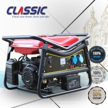 CLASSIC CHINA 6.5hp Generador De Gasolina Generador, Generador Gasolina Generador De Gasolina Comenzar Electricidad 2.5kva