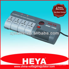 SRW-1500-D Home Relay Type Automatic Voltage Stabilizer/AVR/VMARK
