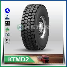 ДВОЙНОЕ СЧАСТЬЕ DR909 295/80R22.5 радиальных грузовых шин, цены на прочных грузовых шин, дамп Размер грузовых шин