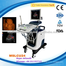Machine à ultrasons doppler couleur MSLCU24A / doppler à ultrasons