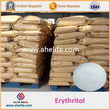 Endulzante aditivo alimentario funcional Erythritol