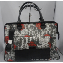 2014 Hot Fashion PU Lady Travel Handbag (NMDK-A14)