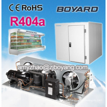 Boyard compressor with r220v condensing unit water cooled room