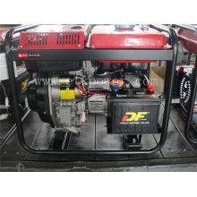 3kw Key Start Generador Diesel Eléctrico