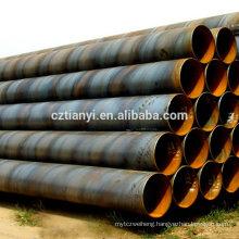 Favorable price new design api5l grb erw steel pipe