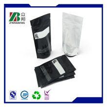Tobacco Packaging Bag/Plastic Tobacco Bag with Resealable Zipper/Tobacco Pouch