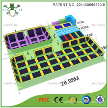 Import PP Large Trampoline Park From USA