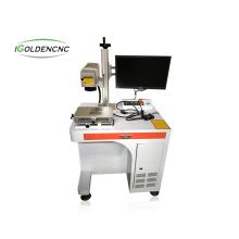30w portable mini fiber laser marking machine for carbon steel