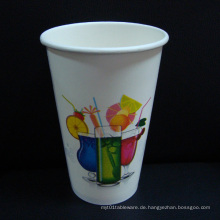 Papier Tasse für Saft \ Cold Drinks in Hot Sale