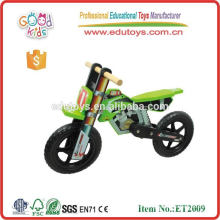 2015 Wooden Kids Motorcycle Bike