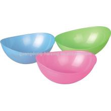 Эко-заказной цвет доступны пластиковые Салатница
