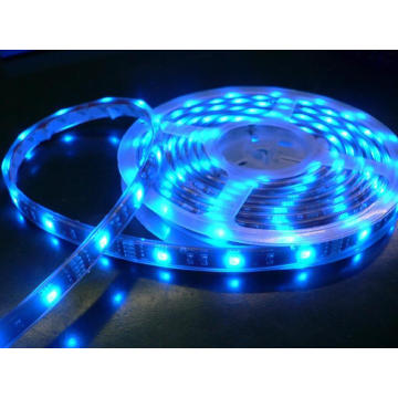 Flexible dmx rgb smd 2835 3014 tira led