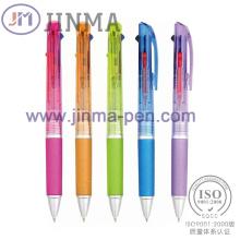 La Promotion cadeaux en plastique multicolore Ball Pen Jm-M003