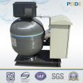 Hoher Preis-Fiberglas-Filter-Medien-Swimmingpool-Sand-Filter der Leistungsfähigkeit