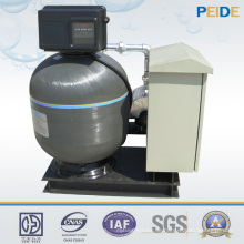 Industrie Schwimmbad Aqua Sand Filter mit ISO SGS Zertifikate