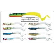Noval Long Tail Soft Fischen Köder