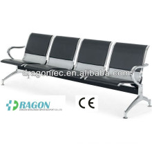 DW-MC215 medical hospital Waiting Chairs 4-seat waiting chair for hot sale