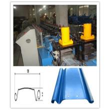 com aprovação CE e ISO para máquina para portas de persianas metálicas