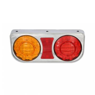100% impermeável Semi Truck Combination Lights
