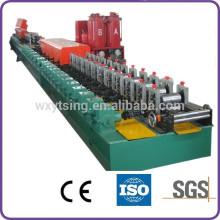YTSING- YD-4442 Passou CE & ISO PU Shutter Porta Roll Formando Máquina / PU Rolling Shutter Slat Máquina WuXi