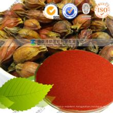 Gardenia Extract Natural Coloring Gardenia Red Pigment Powder