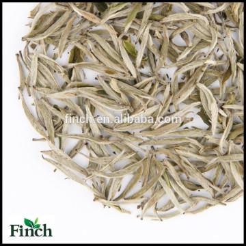 WT-001 estándar de la UE Baihao Yinzhen o punta de plata té de aguja al por mayor a granel de hojas sueltas té blanco