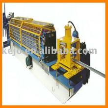 Machine à former le rouleau de porte rouleuse