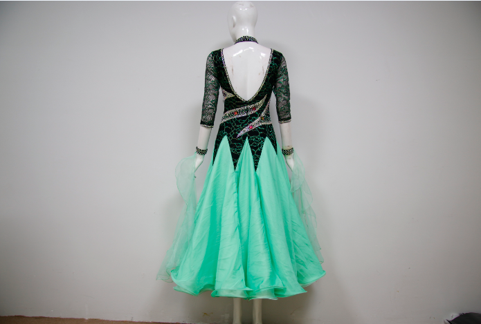 Ballroom Dance Dresses For Girls