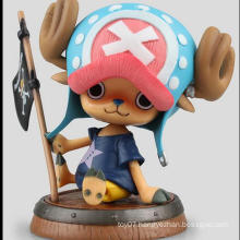 Customized One Piece PVC Mini Action Figure Doll Kids Toys