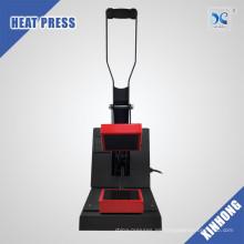 5x5inch Placas de calefacción de doble Clamshell Home Made máquina de prensa Rosin