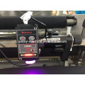 Полностью автоматическая проверка ткань инспекционная машина с камерой для всех видов печатной пленки качества