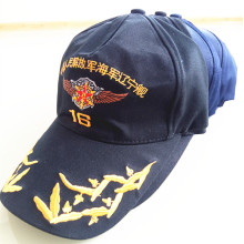 Aceite soldados personalizados de alta temperamento bordado Cap Esporte Exército