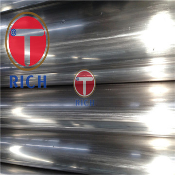 GB / T13296 304/316 Tabung Stainless Steel Seamless untuk Boiler dan Heat Exchanger