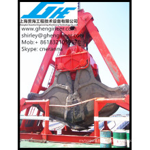 20T Wire Rope Dredging Grab