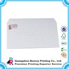 Продукт Компании Логотип Простой Почтовой Изготовленные На Заказ Белые Конверты